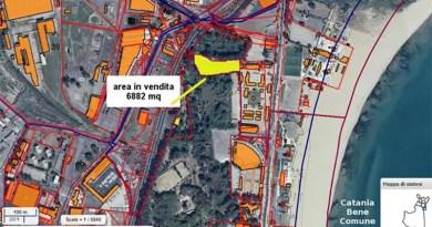 Dopo gli incendi, il boschetto Playa in vendita. Protesta Catania Bene Comune
