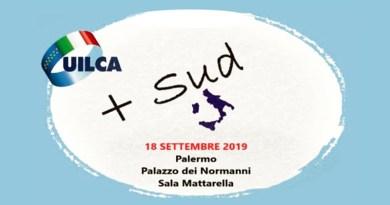 """""""+Sud"""", convegno sulle politiche di contrasto ai processi di desertificazione bancaria nei territori dell'Italia meridionale"""