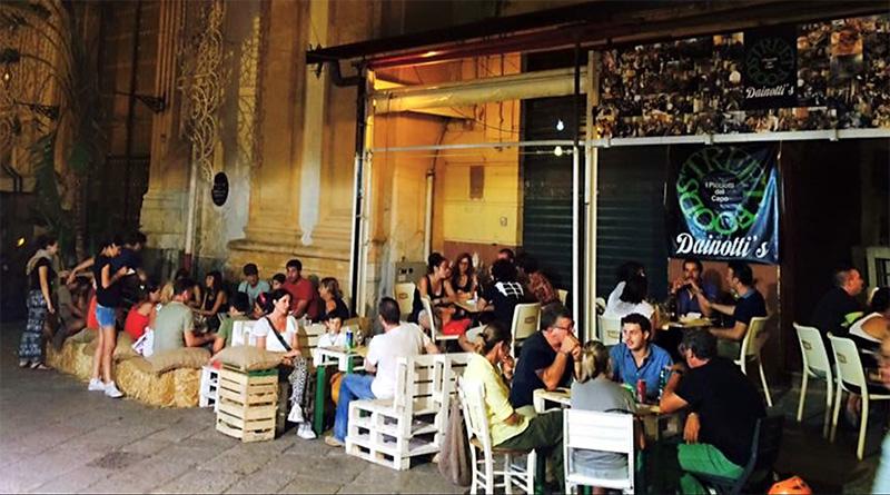 Dainotti streetfood Porta Carini - Il Capo, Palermo
