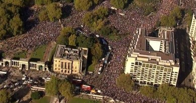 manifestazione contro Brexit