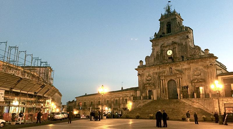 Piazza del Popolo, Palazzolo Acreide (SR)