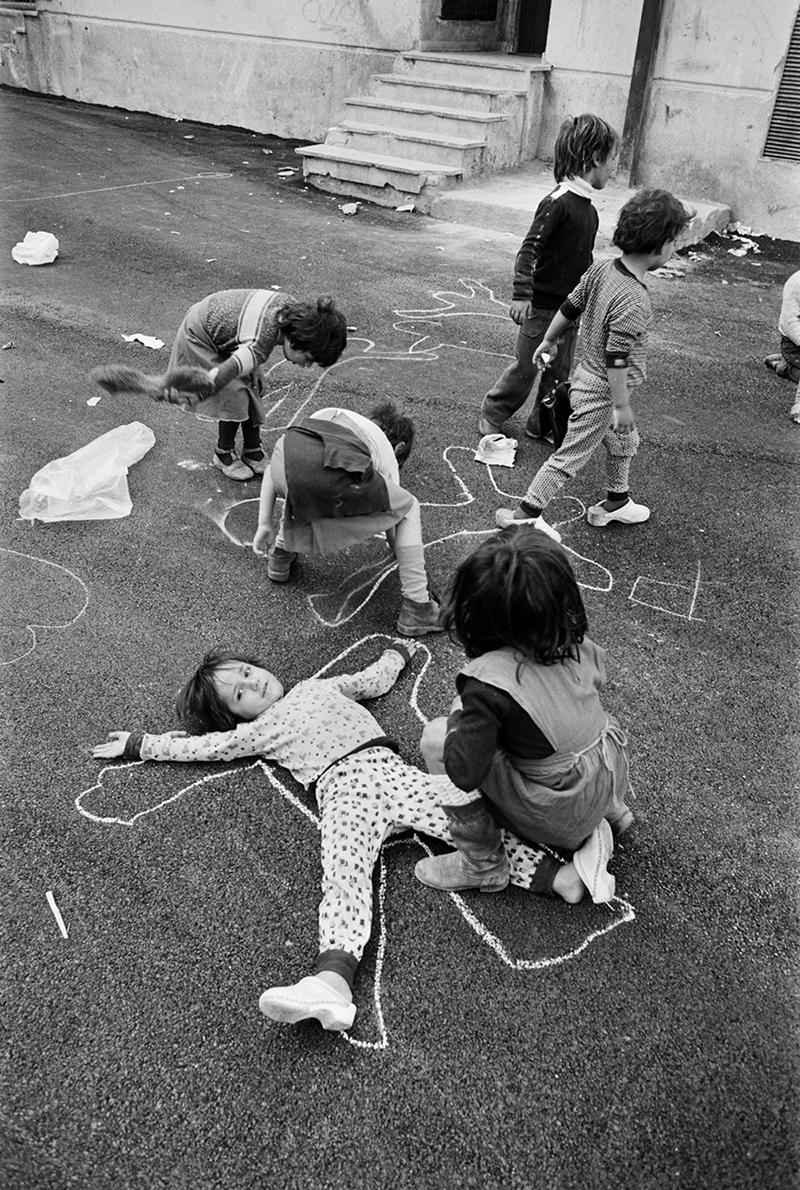 Bambini quartiere Sperone