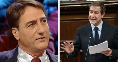 Claudio Fava e Nello Musumeci