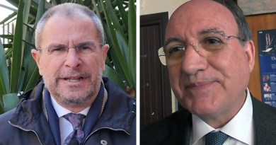 Antonio Scavone e Rosolino Greco