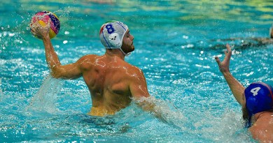 Luca Damonte, pallanuoto