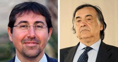 Marco Frasca Polara e Leoluca Orlando