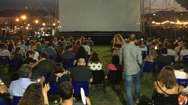 Cinema arena Castello a Mare, Palermo
