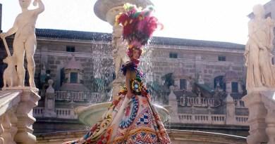 Devotion, Dolce e Gabbana, Palermo
