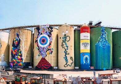 """Sicilia 2021, 400 murales di artisti nazionali e internazionali nei 18 Comuni del progetto """"I Art Madonie"""""""