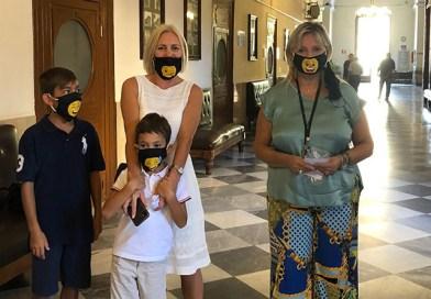 Simbolo di pandemia diventa segno di solidarietà: Istud Design dona mascherine creative al Convitto Giovanni Falcone