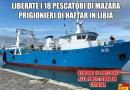 Catania. Venerdi presidio di USB in Prefettura, per chiedere la liberazione dei 18 pescatori ostaggio dei libici di Bengasi