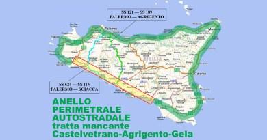 anello perimetrale autostradale siciliano