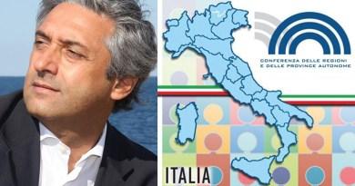 """Agricoltura Sicilia. No di Toni Scilla allo """"scippo di 400 milioni"""" tentato in Conferenza Regioni"""