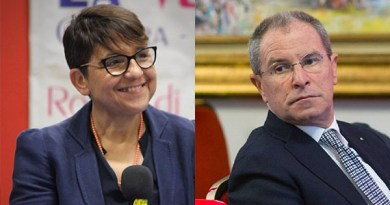 Bernadette Grasso e Antonio Scavone