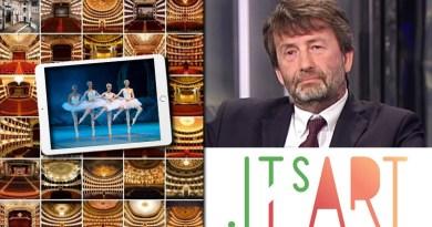Franceschini lancia ITsART, la piattaforma digitale della cultura italiana promossa dal Mibact