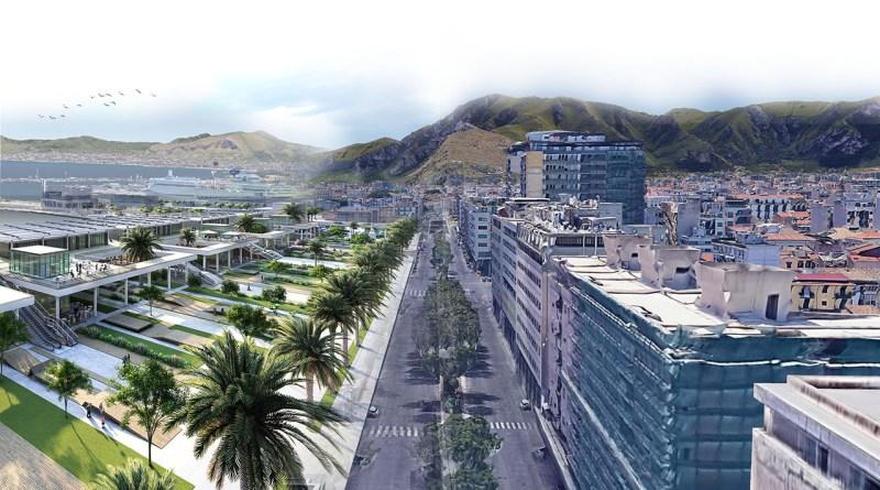Interfaccia città-porto di Palermo