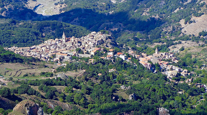 Novara di Sicilia (Messina)