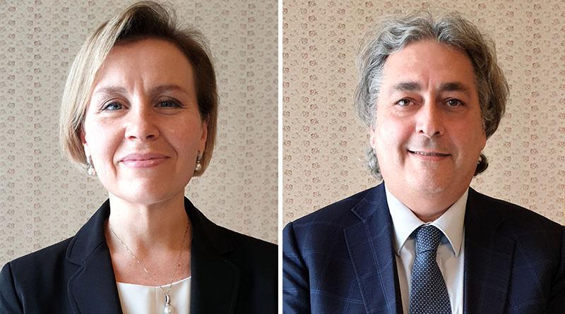 Cettina Martorana e Antonino Sala