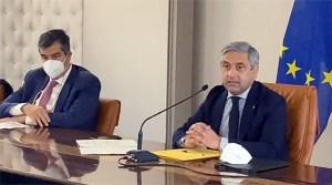 Dario Cartabellotta e Toni Scilla