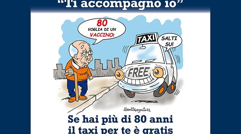 Taxi - Ti accompagno io