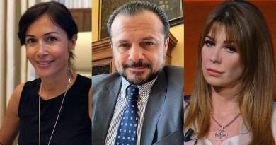 Mara Carfagna, Cateno De Luca Matilde Siracusano