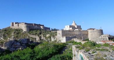Il Castello di Milazzo, la più estesa cittadella fortificata della Sicilia, nelle immagini video di Giuseppe Famà