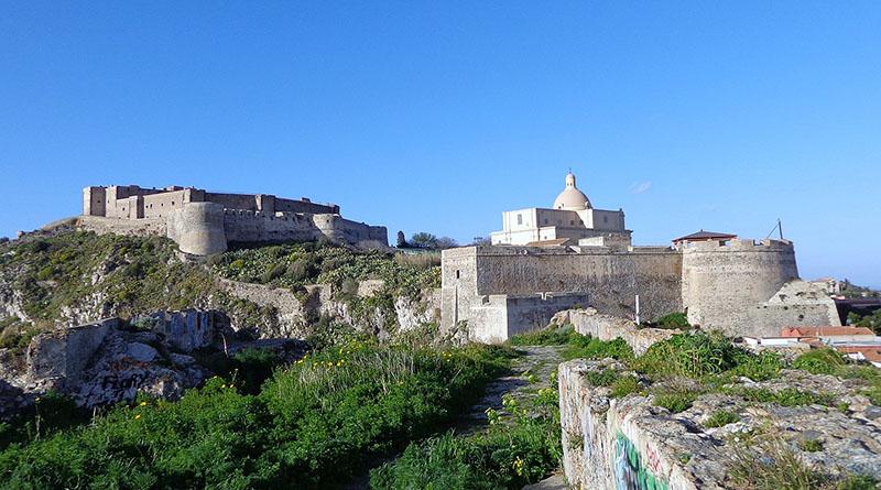 Castello di Milazzo (Messina)