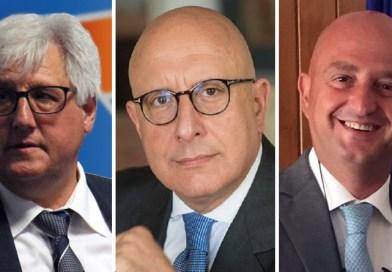 Michele Cappadona, Gaetano Armao, Mimmo Turano