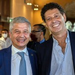 Massimo Midiri e Enrico Napoli