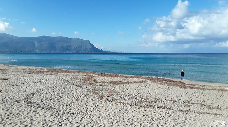 spiaggia Capaci, Palermo