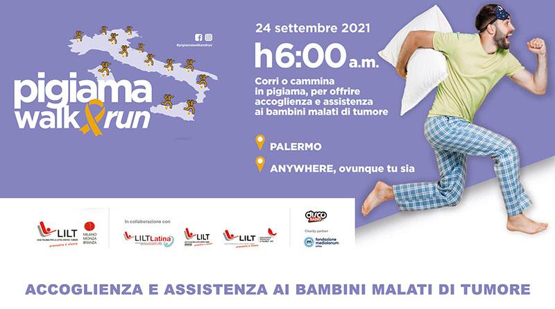 LILT - pigiama Walk & Run