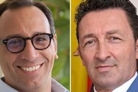 Alessandro Aricò e Sergio Tancredi