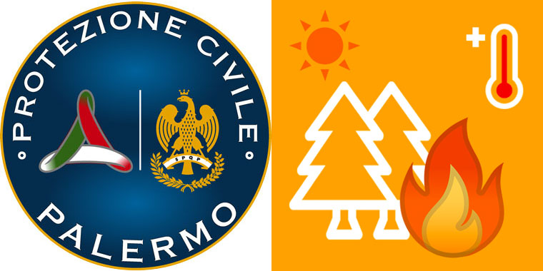 protezione civile palermo ondate di calore