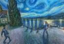 """""""Van Gogh multimedia & friends"""" in mostra dal 24 settembre a Palazzo Bonocore"""