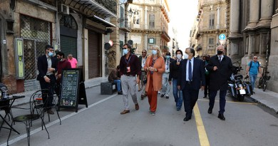 """Global Parliament of Mayors. Kurz: """"Palermo, città accogliente e aperta, da qui parte la sfida per rilanciare il ruolo importante delle città"""""""