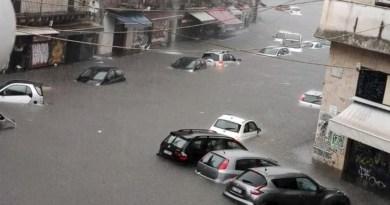 Maltempo e inondazioni Catania, Pala Spedini aperto per accoglienza senza tetto e senza fissa dimora