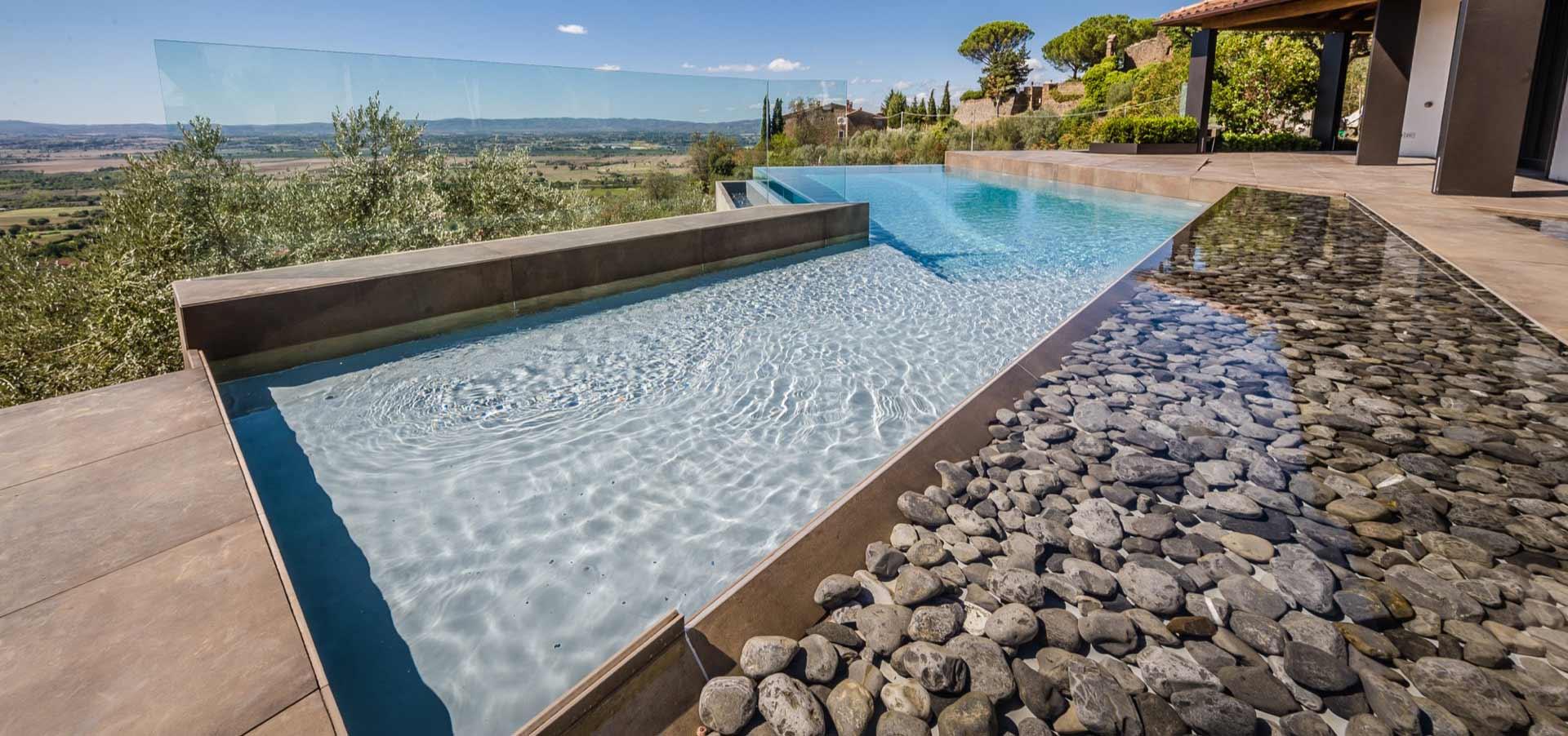 Il Germoglio Piscine costruzione e vendita piscine