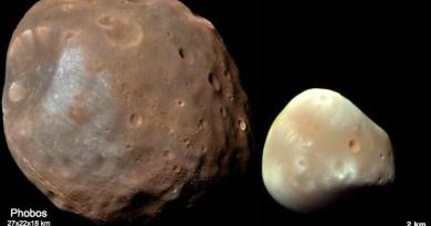 I satelliti di Marte
