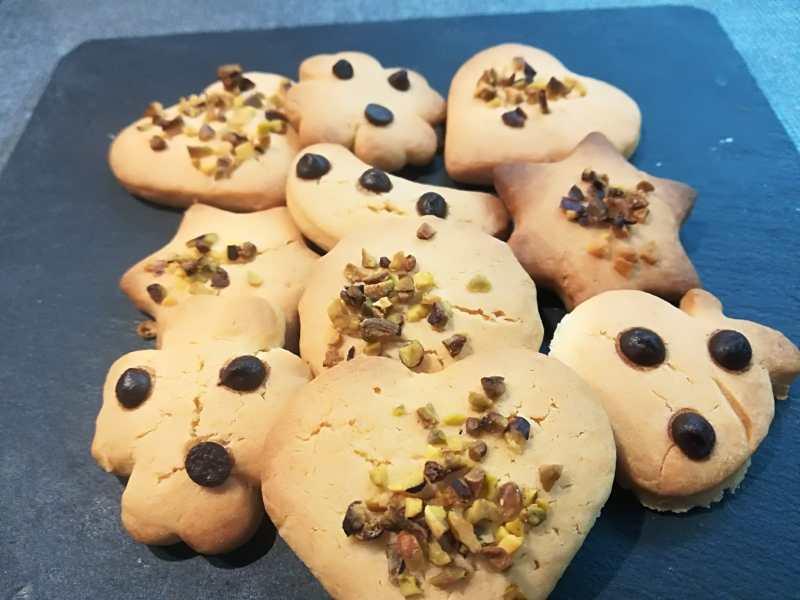 Biscotti fatti in casa, semplici e buonissimi