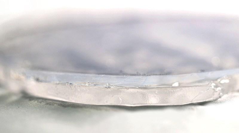 Il nuovo materiale gelatinoso del MIT