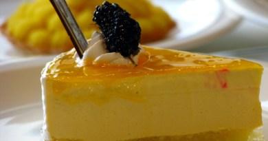 Cheesecake alla marmellata di agrumi la ricetta