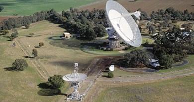 Il radiotelescopio Parkes