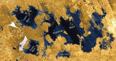 Gli oceani di Titano