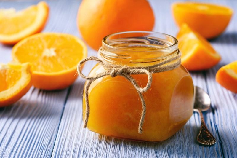 Torta a strati con marmellata di arance la ricetta