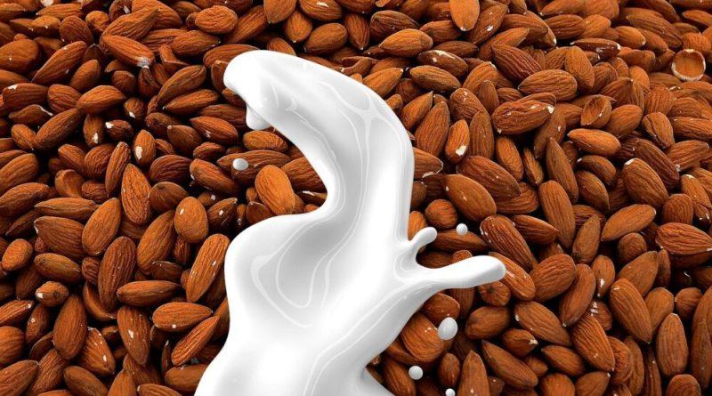 Il latte di mandorla