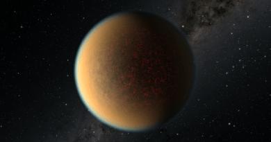 L'esopianeta GJ 1133 b