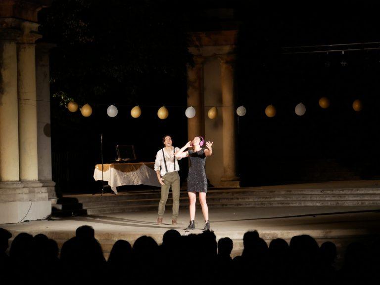 Read more about the article Stelle al Licinium con Romeo e Giulietta