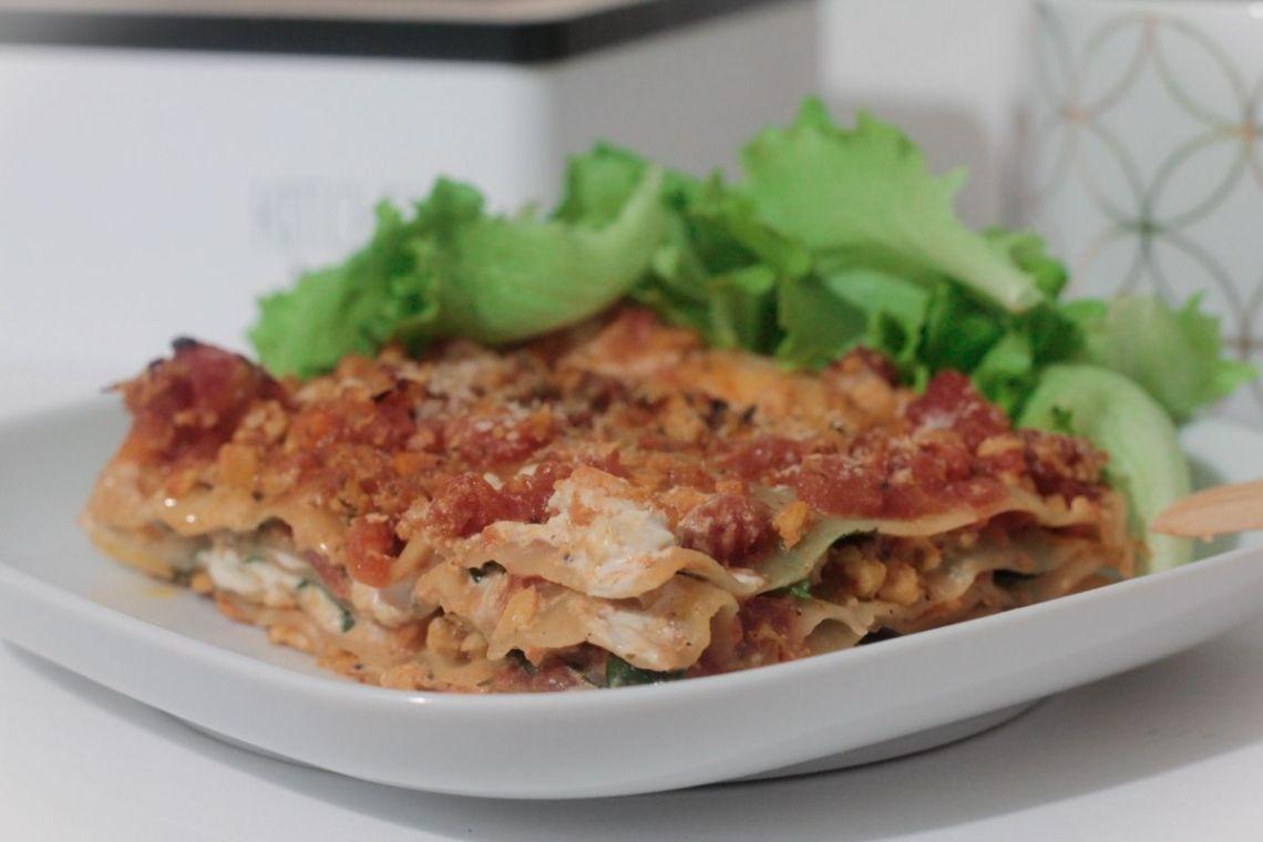 Lasagne-vegane