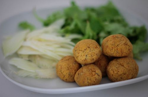 falafel-lenticchie-vegan