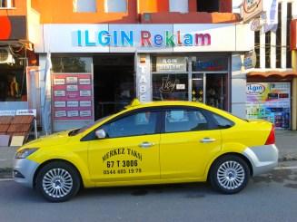 Merkez Taksi